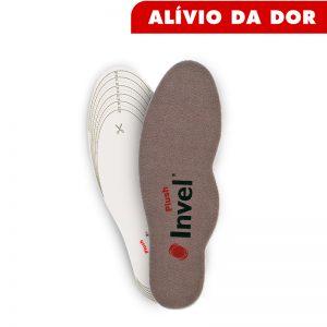 PALMILHA INVEL® ACTIIVE INSOLE – ALÍVIO DA DOR – PAR